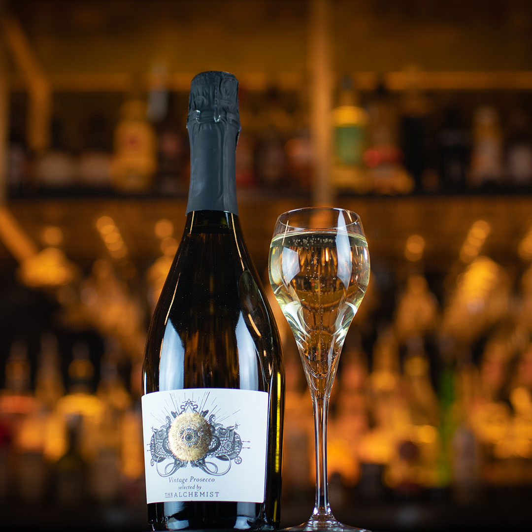 Alchemist Prosecco Photography by Natural Selection Design