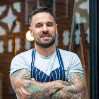 Gary Usher Chef