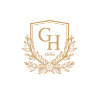 Grantley Hall Logo Crest Branding