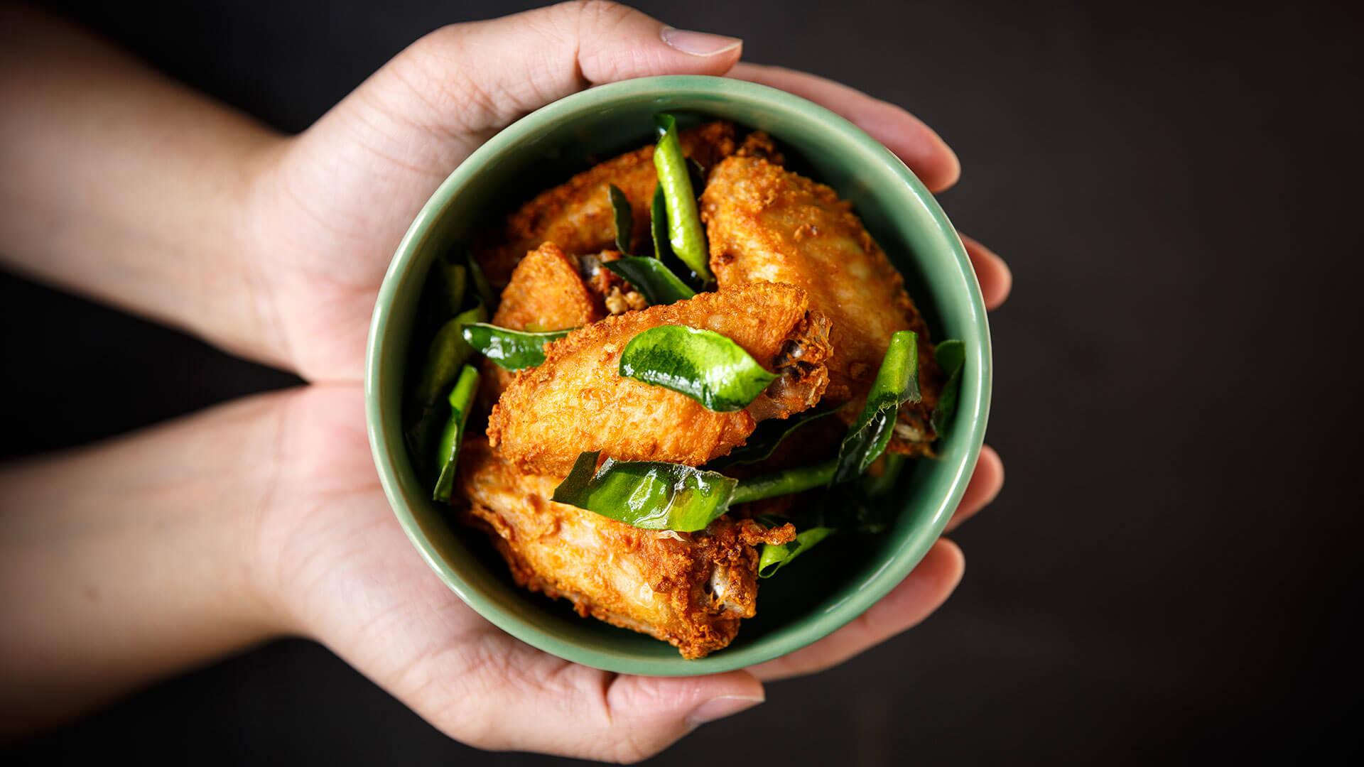 thai food photography