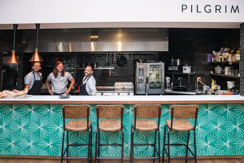 Behind the scenes in Pilgrim Liverpool