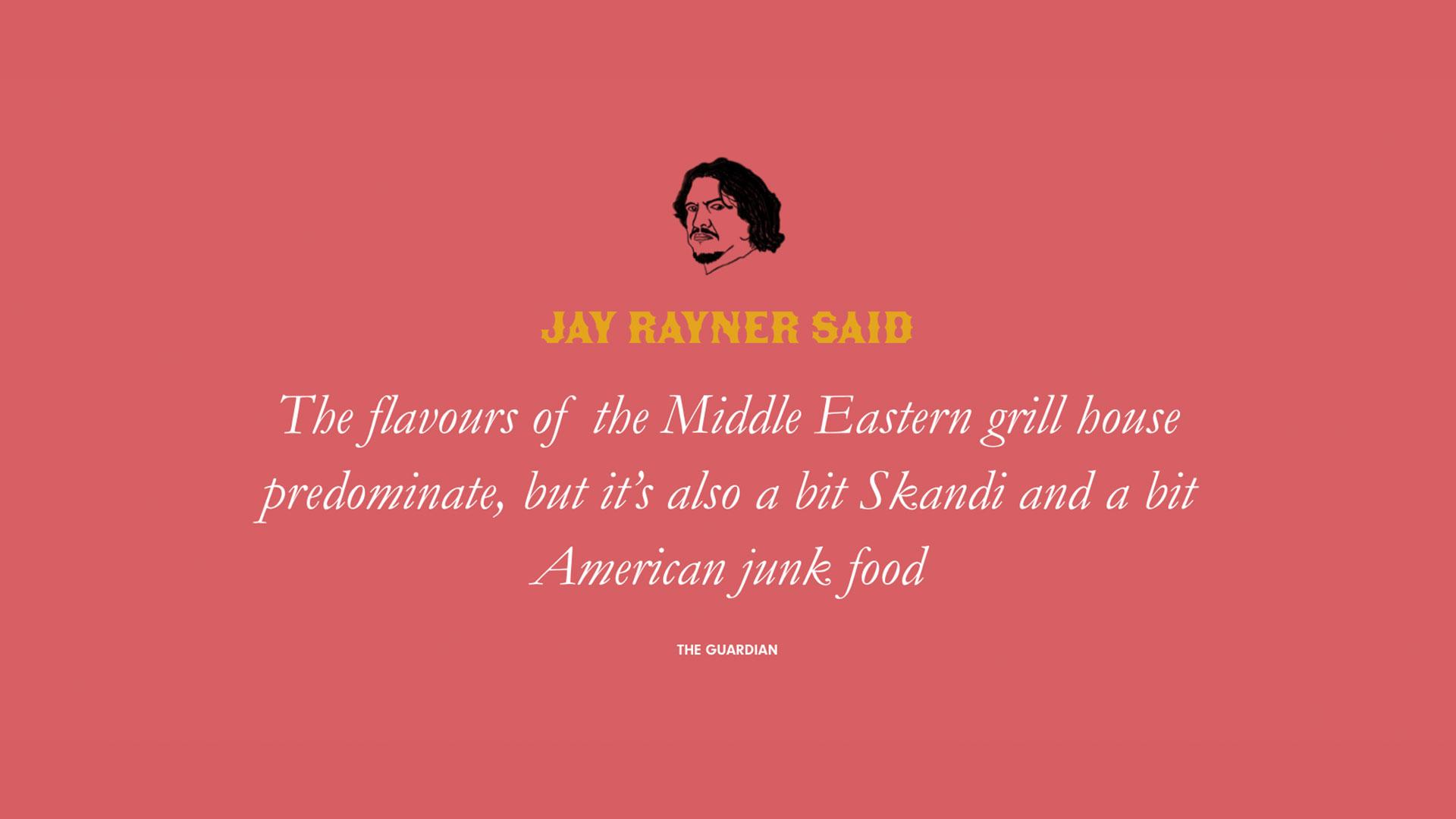 Maray Jay Rainer review