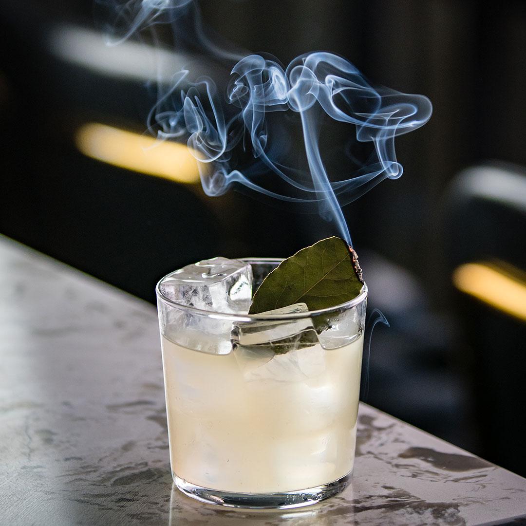 Maray Smoking Cocktail
